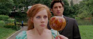 Poisoned Caramel Apple