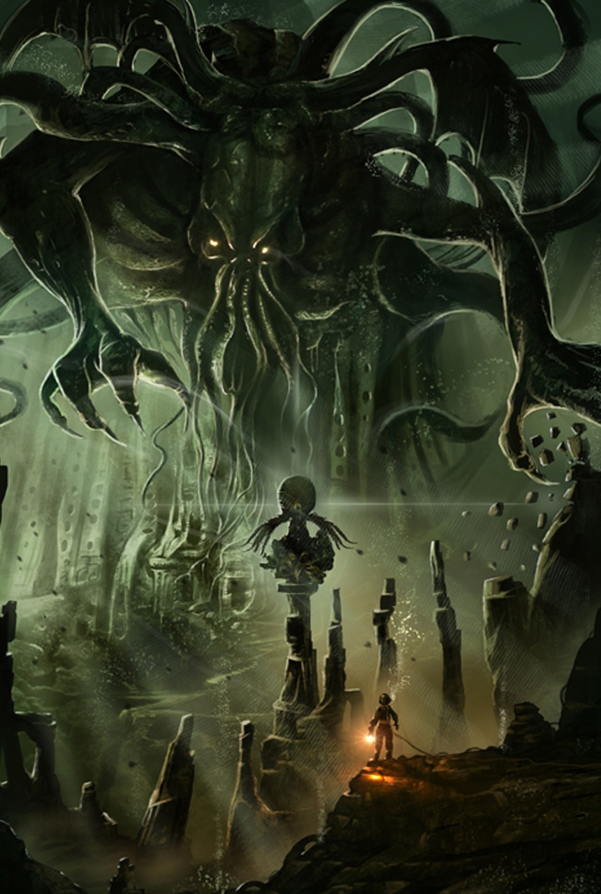Lovecraftian Horrors | The Evil Wiki | FANDOM powered by Wikia