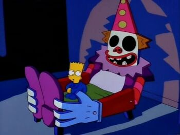 The Clown Bed