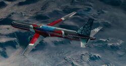 The Northpole Airlines Airplane