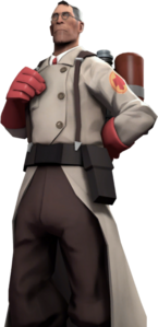 The Medic (Team Fortress 2)