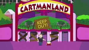 Outside the Cartmanland