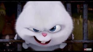 Snowball Evil Grin