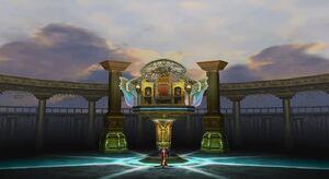Sorceress Ultimecia's Master Room