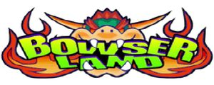 The Bowser Land Logo