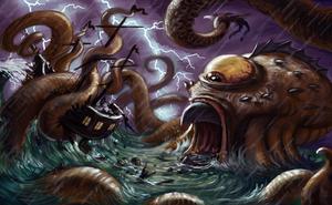Giant Monster Attack