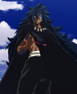 Acnologia in Dragon Cry