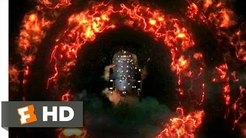Event Horizon (9 9) Movie CLIP - The Event Horizon is Destroyed (1997) HD