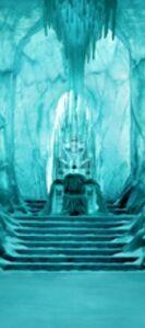 Queen Jadis' Throne
