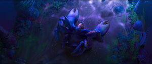 Tamatoa defeated