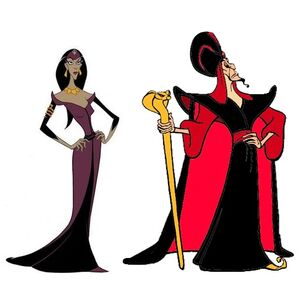 Nasira & Jafar