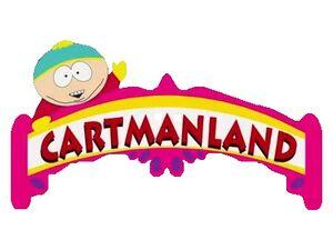 The Cartmanland Logo