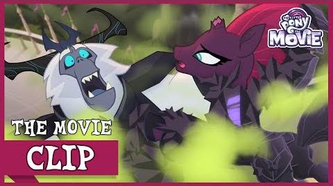 Tempest's Sacrifice Restoring Equestria My Little Pony The Movie Full HD-0