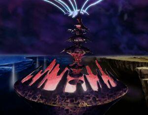 ShadowCherubimon's Castle