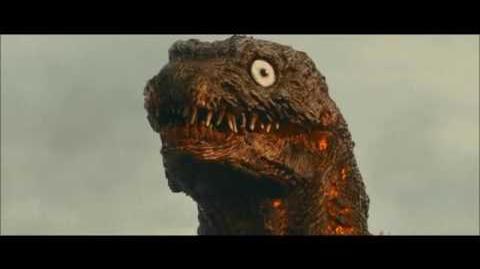 Shin Godzilla Roar