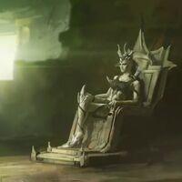 The Saurian Queen