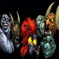 The Seven Deadly Enemies