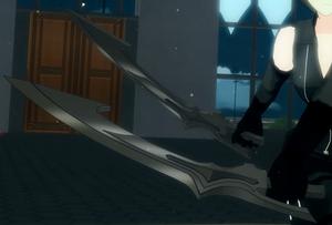 Cinder Blades Mode