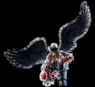Devil Jin - Full-body CG Art Image - Tekken 6