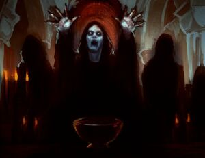 The Black Mass Ritual