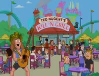 The Ted Nugent's Kill 'N Grill Restaurant