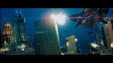 Transformers Dark of the Moon Blu-Ray Invasion