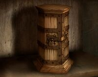 The Grimhold Storage Chest