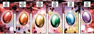 Legendary Infinity Gems