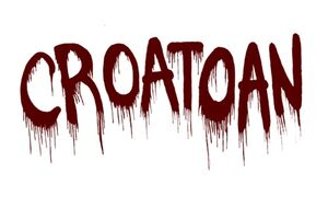 The Croatoan Virus Graffiti