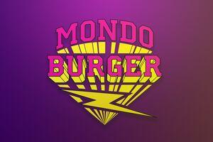 Mondo Burger Logo