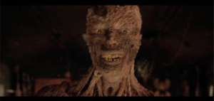 Imhotep's evil laugh