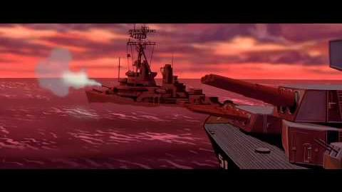 Iron Giant Goes Ballistic - Full Scene