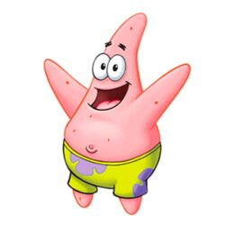 Patrick Star the Pink Menace
