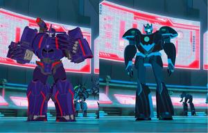 Riotgear Autobot disguise