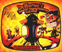 Dr. Robotnik's Robotic Transformation Machine