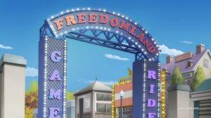The Freedomland
