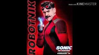 Sonic The Hedgehog Movie (Robotnik dance scene) - Where evil grows