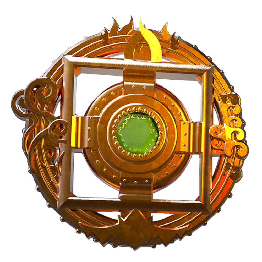 The Sacred Amulet of Shinnok