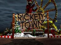 The Rickety Town