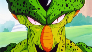 Imperfect Cell Evil Grin