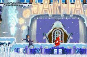 Scott Calvin vs. Jack Frost