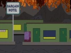 The Bargain Hotel
