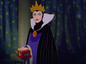 Evil Queen realization