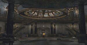 The Ultimecia Castle's Grand Hall