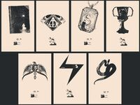 Lord Voldemort's 7 Horcruxes