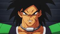 Broly Angry