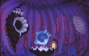Inside Ursula's Grotto