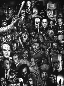 The Masters of Horrors