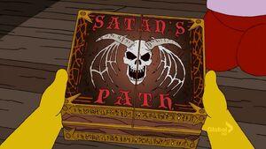 The Satan's Path Board Game