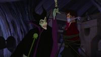 Maleficent capture